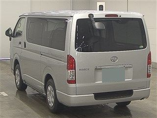 d3445b5bc0 Toyota Hiace GL PACK Long 2015 3000 Cc Diesel Engine 4WD Automatic  Transmission Silver Colour Vehicles