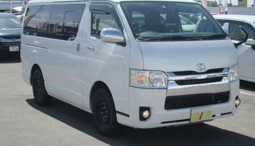 7b7a61ee84 Toyota Hiace Super GL 4WD 2015 3000 Cc Diesel Engine Automatic Transmission  Pearl Colour Vehicles